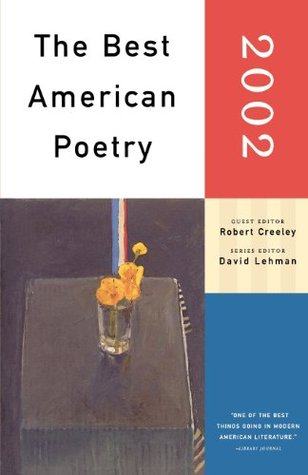 The Best American Poetry 2002 by Robert Creeley