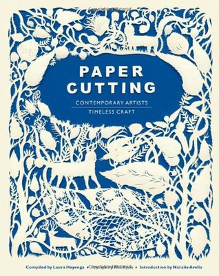 Paper Cutting Book by Laura Heyenga