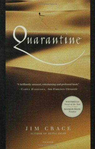 Quarantine by Jim Crace