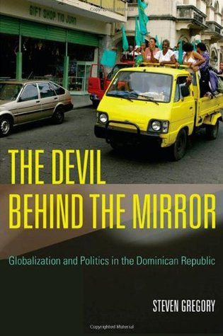 The Devil behind the Mirror by Steven Gregory