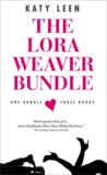 The Lora Weaver Mysteries Bundle (book 1, book 2, & bonus holiday mini-mystery!)
