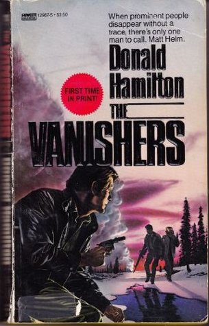 The Vanishers by Donald Hamilton