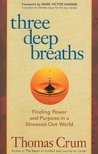 Three Deep Breaths: Finding Power and Purpose in a Stressed-Out World (BK Life (Paperback))