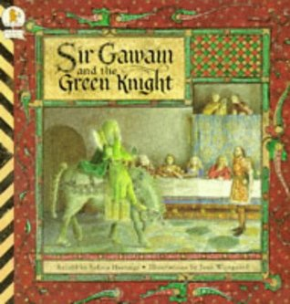 a review of the story of sir gawain and the green knight Buy a cheap copy of sir gawain and the green knight book by unknown 'be prepared to perform what you promised, gawain seek faithfully till you find me' a new.