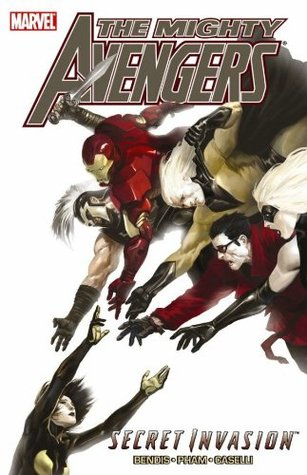 Download The Mighty Avengers, Vol. 4: Secret Invasion Book 2 (The Mighty Avengers #4) PDF by Brian Michael Bendis, Steve Kurth, Khoi Pham