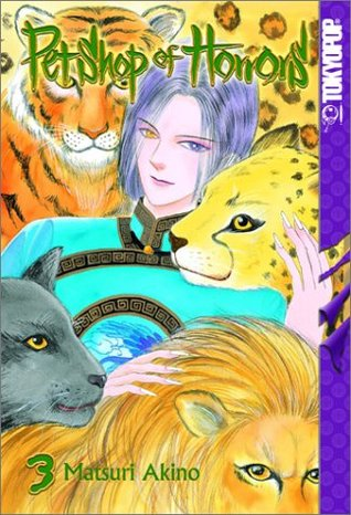 Pet Shop of Horrors, Volume 03 by Matsuri Akino