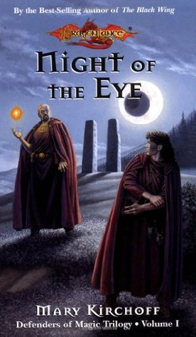 Night of the Eye by Mary Kirchoff