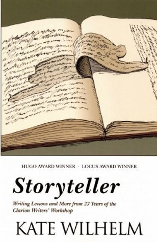 Storyteller by Kate Wilhelm