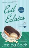 Evil Eclairs (Donut Shop Mystery, #4)