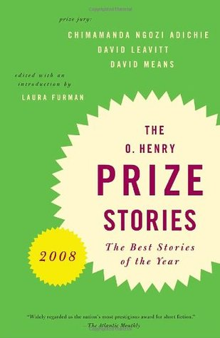 O. Henry Prize Stories 2008 by Laura Furman