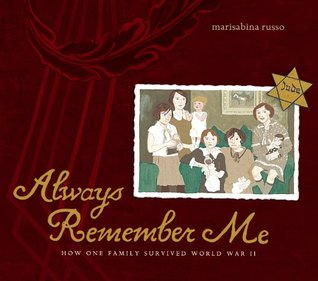 Always Remember Me by Marisabina Russo