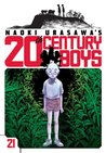 Naoki Urasawa's 20th Century Boys, Volume 21 (20th Century Boys, #21)