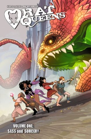Rat Queens, Vol. 1: Sass & Sorcery (Rat Queens Vol. 1: 1-5)