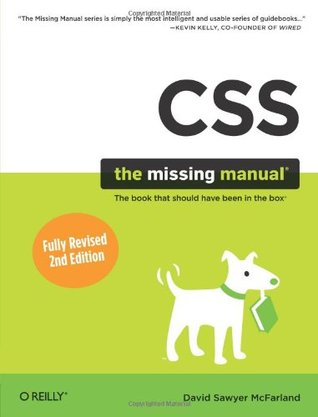 CSS by David Sawyer McFarland