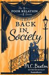 Back in Society (The Poor Relation, #6)
