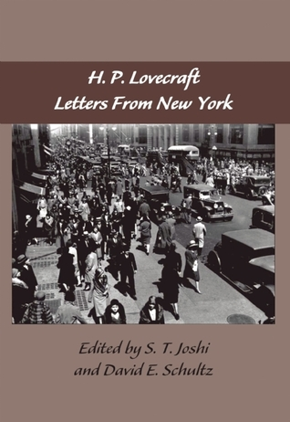 Letters from New York (Letters, Vol 2)