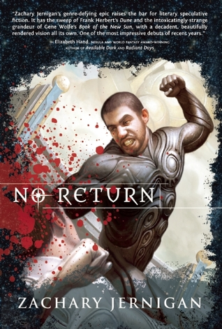 No Return (Jeroun, #1)  - Zachary Jernigan