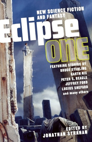 Eclipse 1 by Jonathan Strahan
