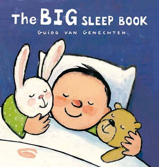 The Big Sleep Book by Guido Van Genechten