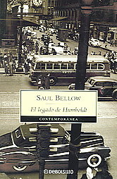 El legado de Humboldt (Contemporánea #584/8)  by  Saul Bellow