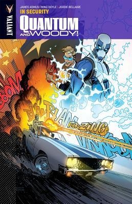 Quantum and Woody, Vol. 2: In Security (Quantum and Woody, Vol. II #2)