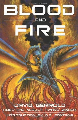 Blood and Fire (Star Wolf #4)