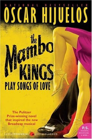 Mambo Kings Play Songs of Love, The tie-in: A Novel