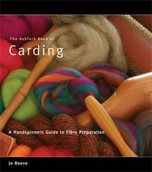 The Ashford Book Of Carding by Jo Reeve