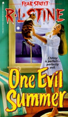 One Evil Summer by R.L. Stine