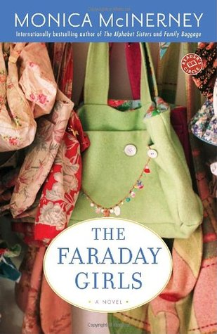 The Faraday Girls by Monica McInerney