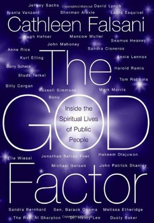 The God Factor by Cathleen Falsani