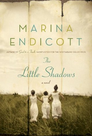 Read The Little Shadows iBook by Marina Endicott