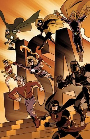 Justice Society of America, Vol. 9: Monument Point