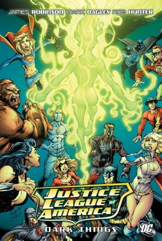 Justice League of America, Vol. 8 by James Robinson