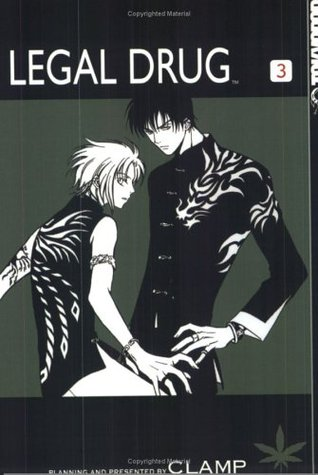Legal Drug, Volume 3 by CLAMP