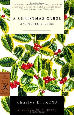 A Christmas Carol and Other Stories by Charles Dickens