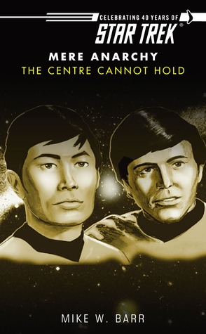 The Centre Cannot Hold by Mike W. Barr