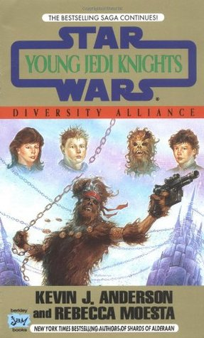 Diversity Alliance by Kevin J. Anderson