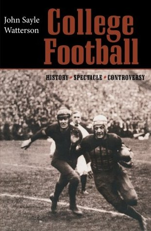 College Football by John Sayle Watterson