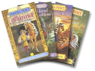 The Song of the Lioness Quartet by Tamora Pierce