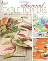 Seasonal Table Toppers: 20 Quick-to-Stitch Projects