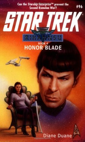 Honor Blade by Diane Duane