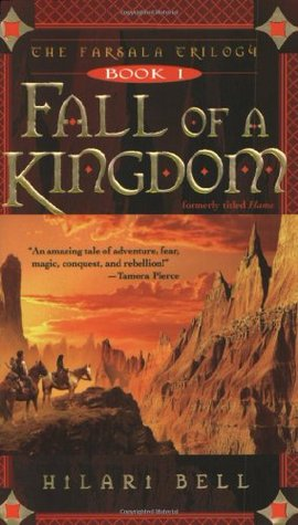 Fall of a Kingdom by Hilari Bell