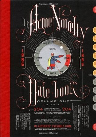 The Acme Novelty Datebook, Vol. 1, 1986-1995 by Chris Ware