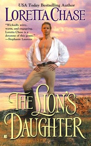 The Lion's Daughter by Loretta Chase