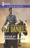 Rescue at Cardwell Ranch (Cardwell Cousins, #1)