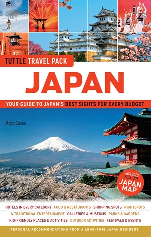 Japan Tuttle Travel Pack: Your Guide to Japan