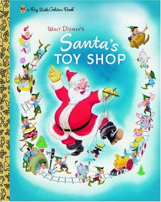 Santa's Toy Shop by Al Dempster