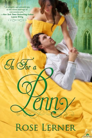 Free download In For a Penny (In For a Penny #1) PDF by Rose Lerner