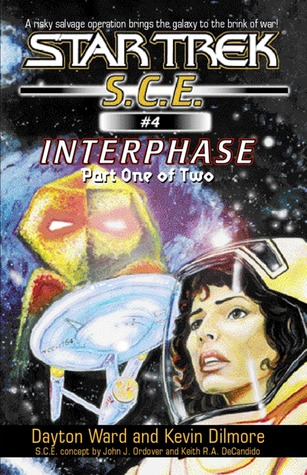 Interphase, Part 1 (Start Trek: S.C.E., #4)